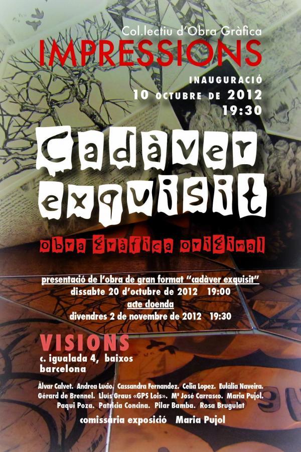 Exposición Galeria Visions