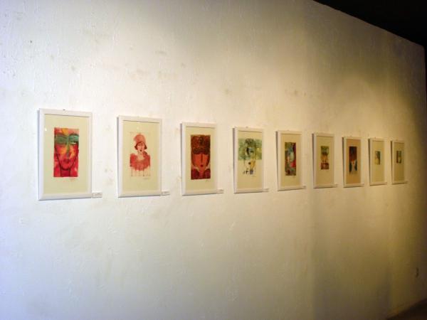 Exposición GRABADAS