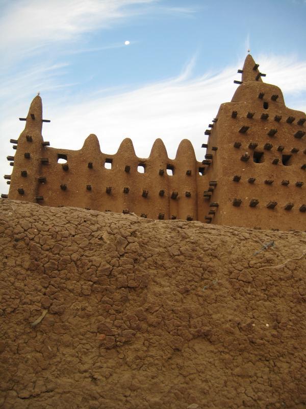 Mezquita sudanesa
