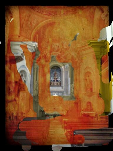 Iglesia de colores