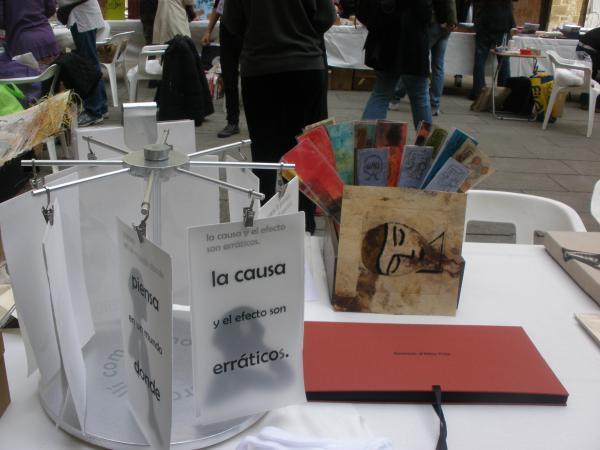 ILDE Festival de libros de artista. Barcelona