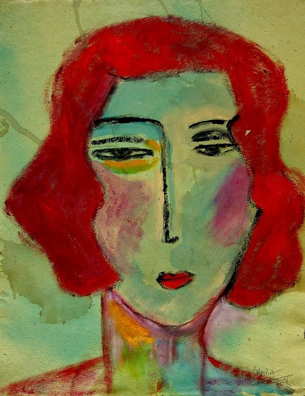 Mme. Matisse