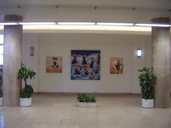 Exposición de Lena Gal en Lisboa
