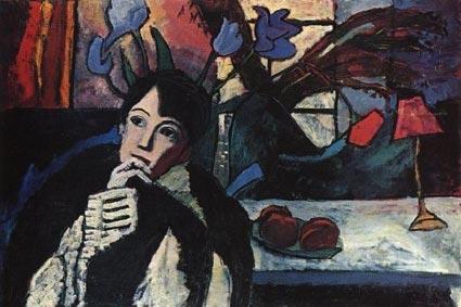 Gabrielle Münter (Berlín, 1877 - Murnau, 1962)