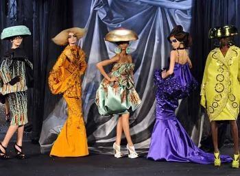 Las musas de Dior