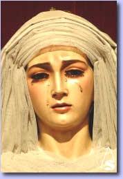 Virgen de la Soledad de los servitas